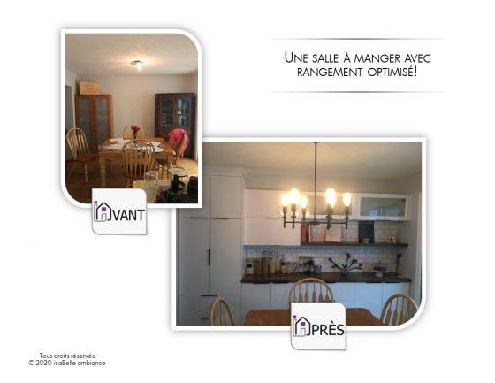 Salles à manger et cuisines30_isaBelle ambiance_home staging
